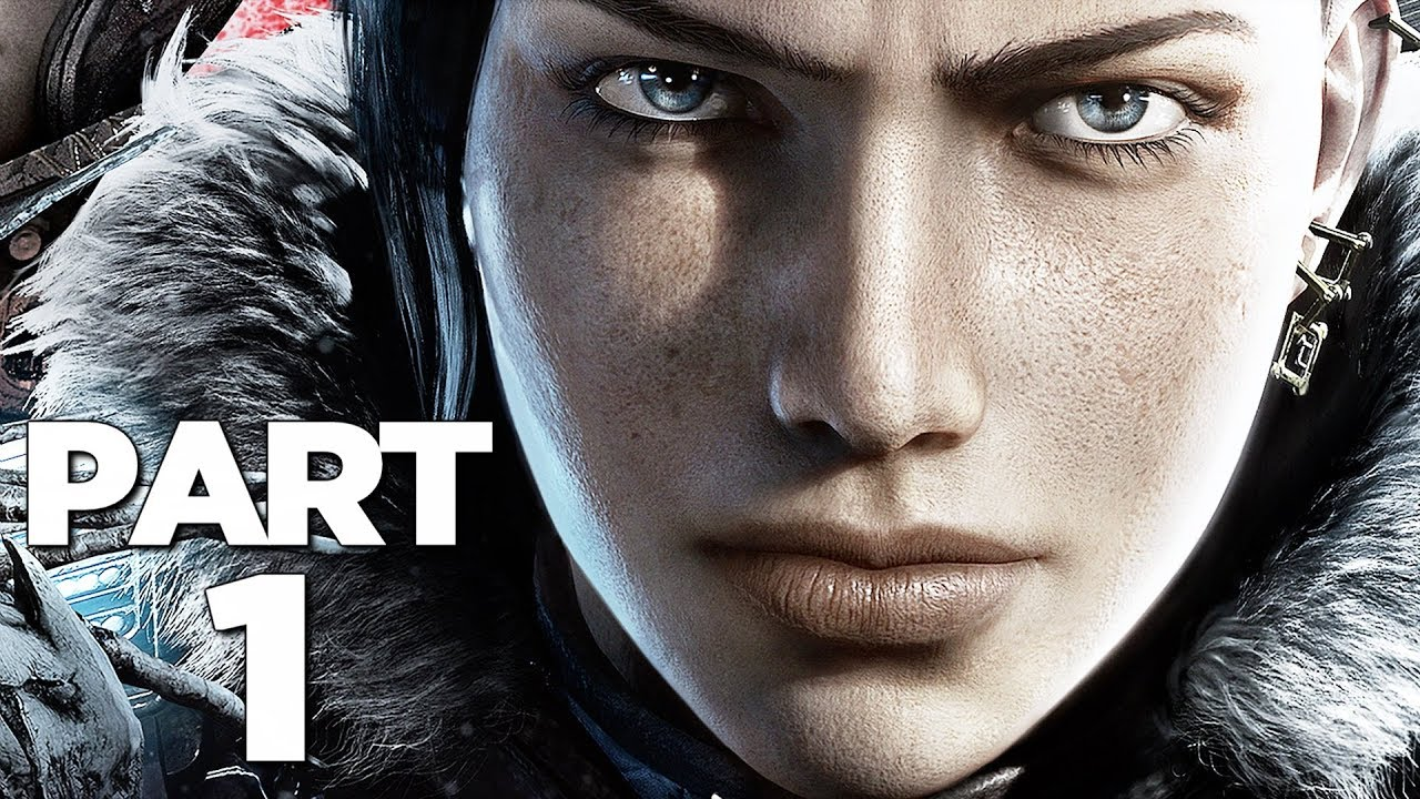 GEARS 5 Walkthrough Gameplay Part 1 – INTRO (Gears of War 5)