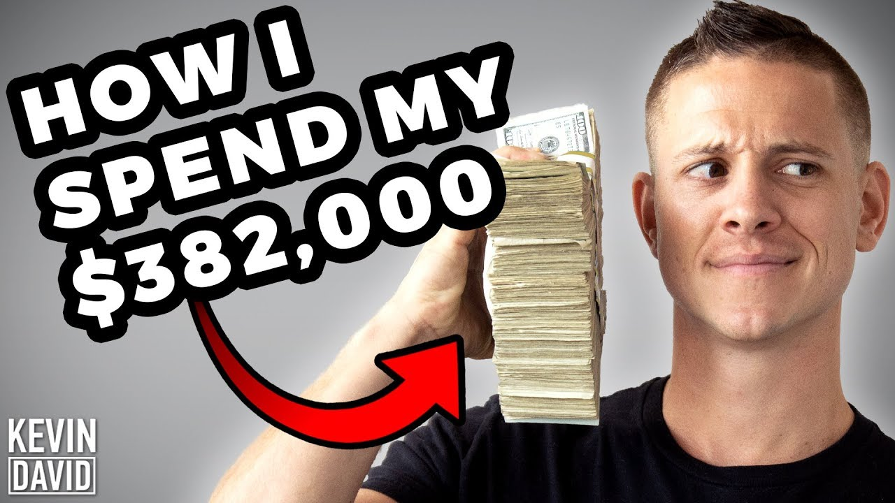 How I Spend my $382,547 Per Month Income!