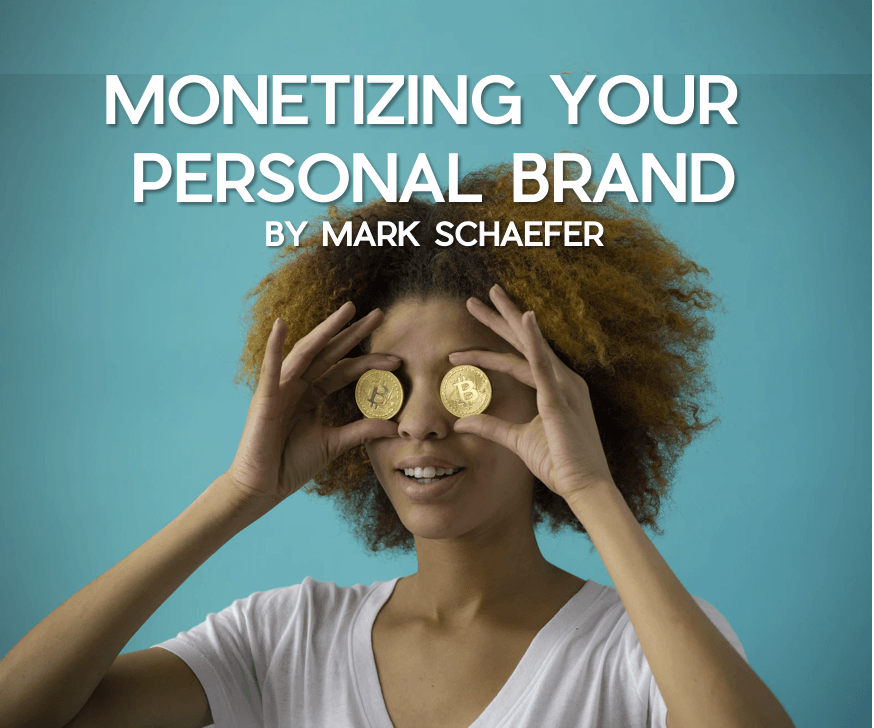 The one (and only) key factor in monetizing a personal brand