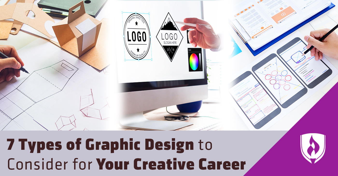 7 Types of Graphic Design to Consider for Your Creative Career