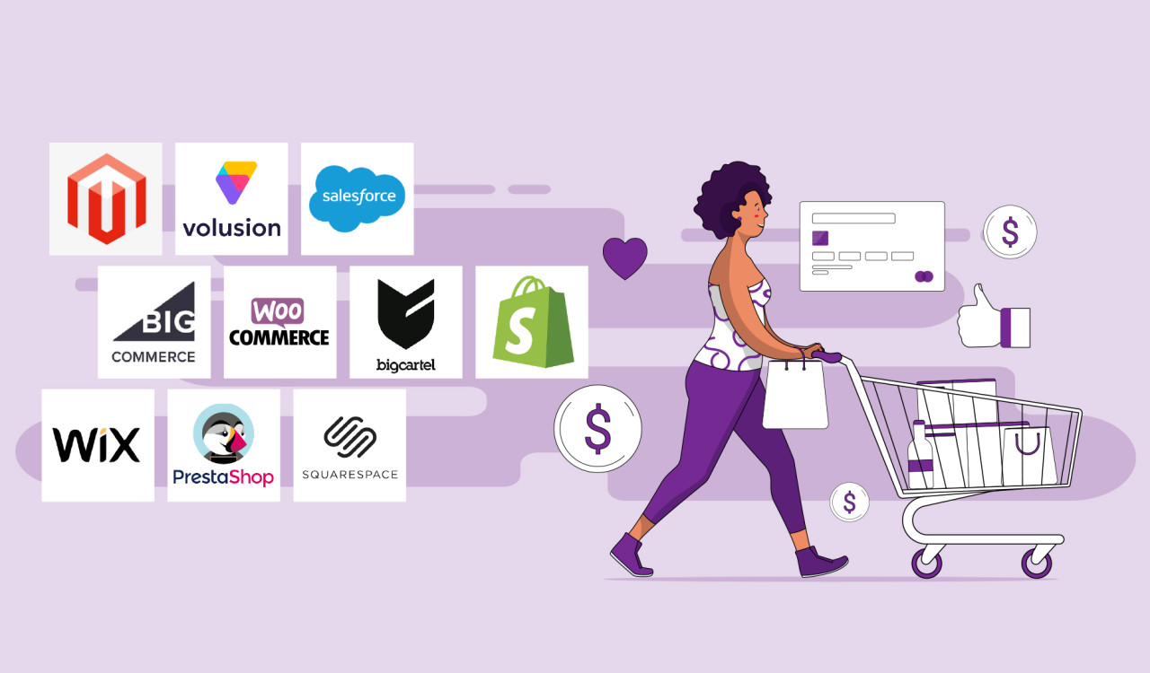 The 10 best ecommerce platforms for selling online—and how to pick the right one