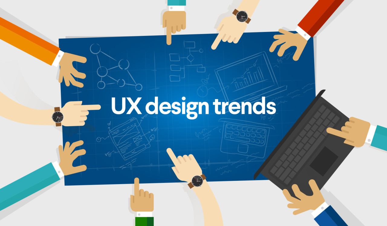 8 top UX design trends for 2021