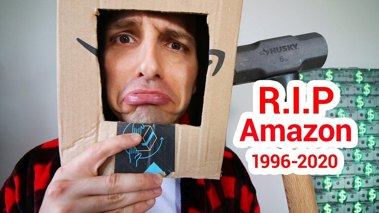 Amazon Slashes to 3% Commissions. R.I.P Affiliates.