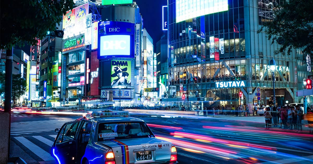 Top 10 Japanese Tech Companies in 2021