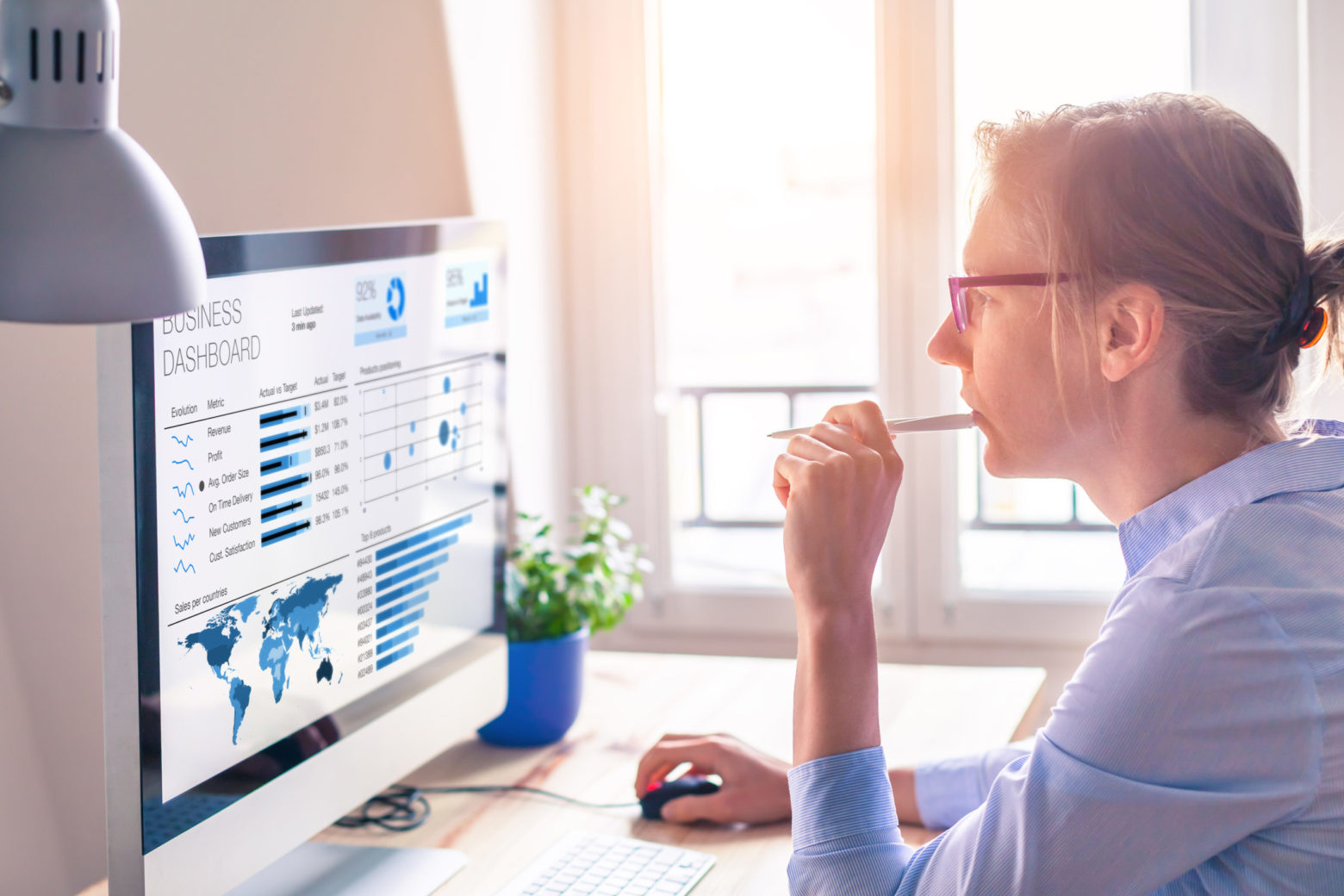 Maximizing Your Firm's Analytics in Business Development