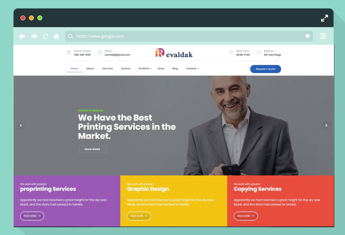 20+ Premium Graphic Design Website Templates & WordPress Themes For Designers, Developers & Illustrators