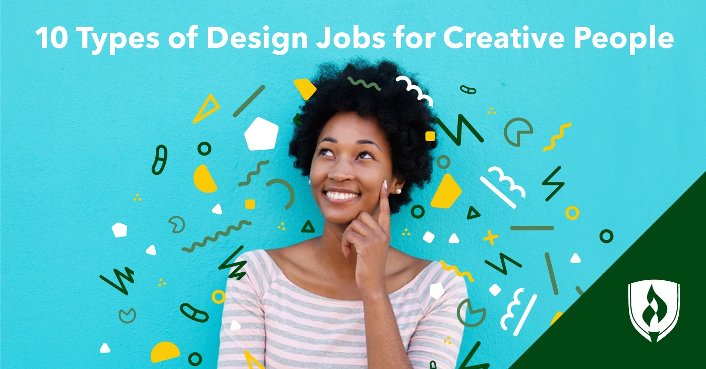 10 Types of Design Jobs for Creative People
