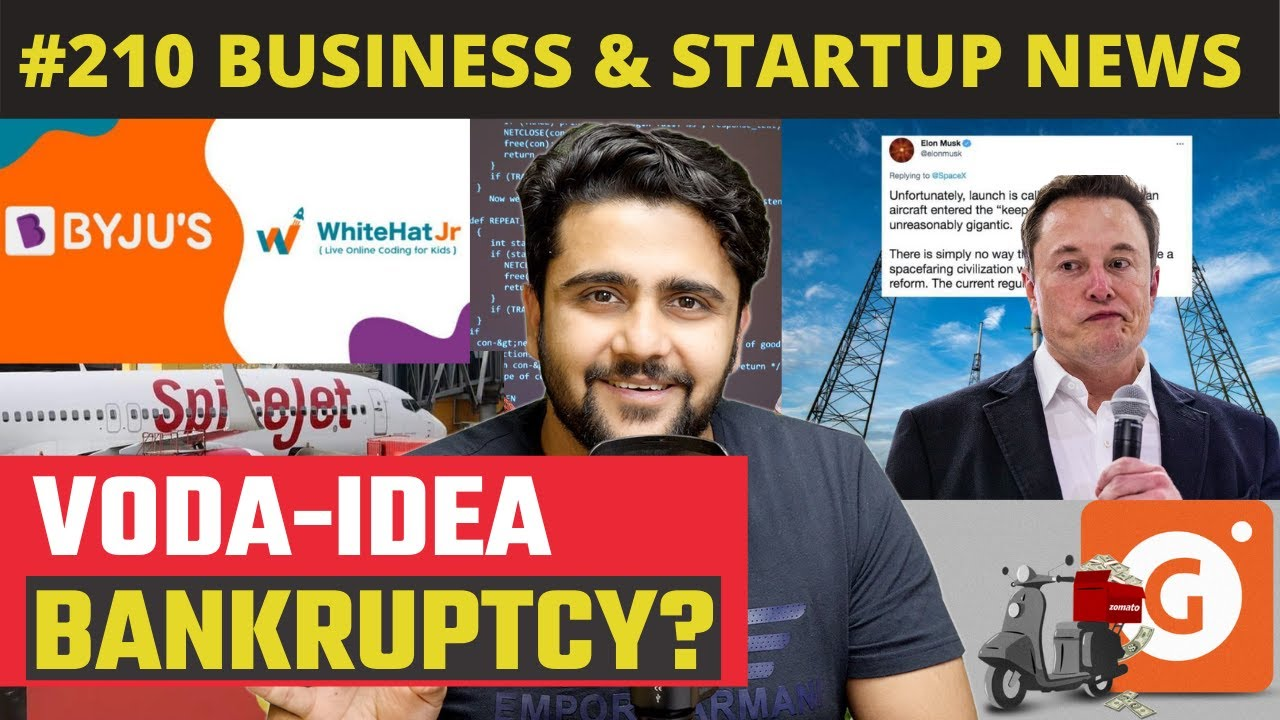 LPG cylinder ₹834 5,SpaceX Mission Cancel,NFT,Voda Idea bankruptcy?,Fabindia IPO,GST,BharatNet,Amul