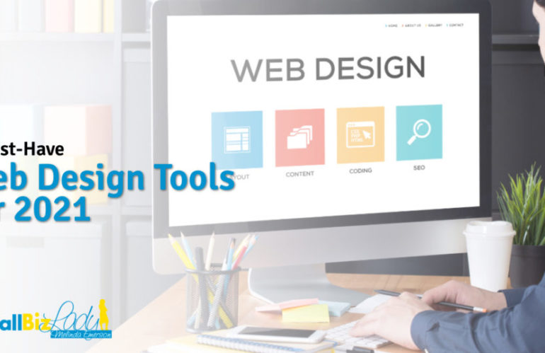 8 Must-Have Web Design Tools for 2021